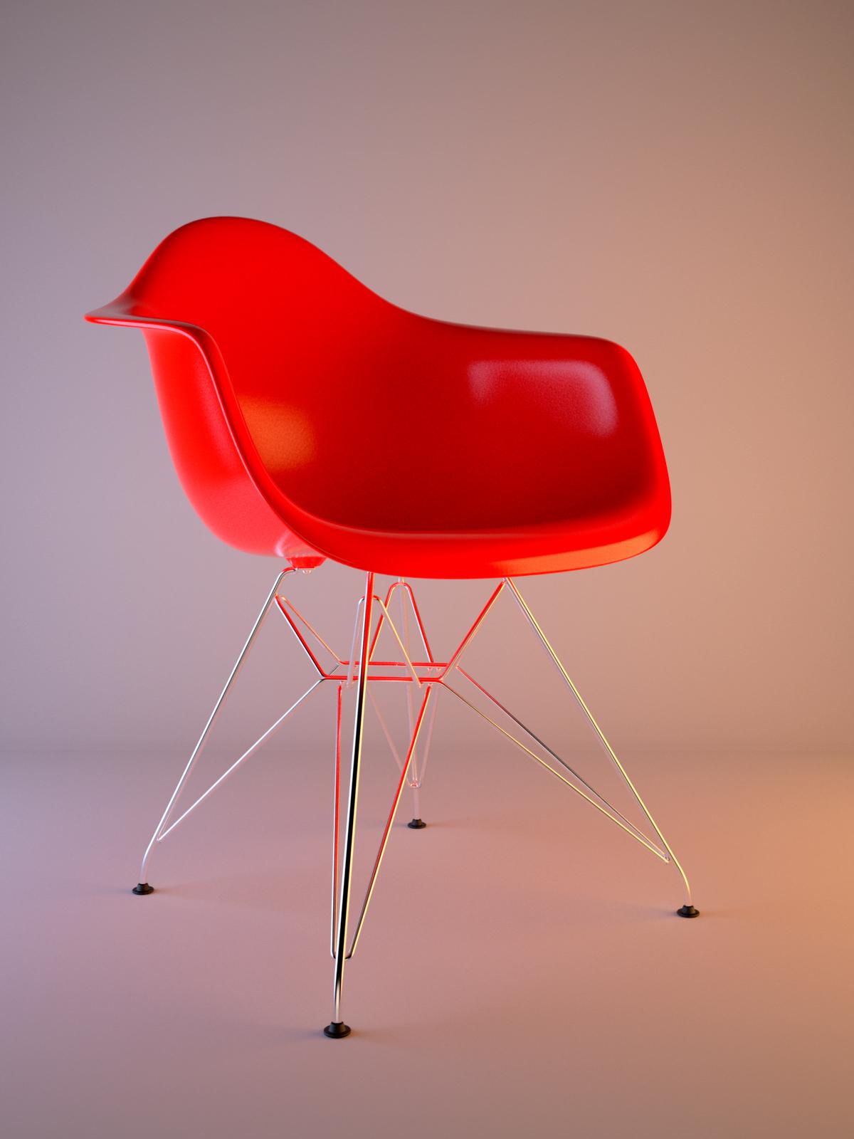 Collection Vitra Rendu Studio Olivier Regneault